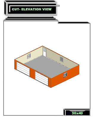 Garage Plans - Garage Building | GaragePlan.co.uk