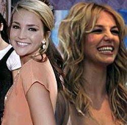 Jamie Lynn Spears y Britney Spears