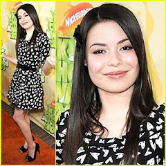 Miranda Cosgrove 2009 Kids Choice Awards