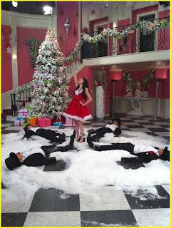 Miranda Cosgrove navidad
