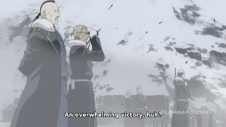 Fullmetal Alchemist: Brotherhood, Episode 43