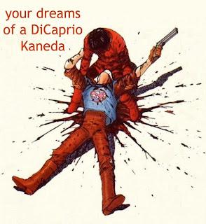 DiCaprio won't play Kaneda