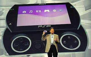 Kaz Hirai announces the PSP Go at long last