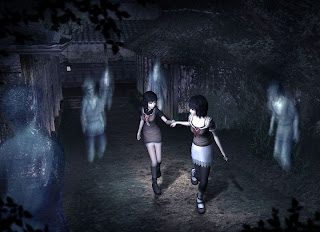 Fatal Frame, a popular survival horror game