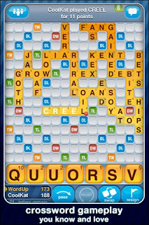 Words With Friends HD for iPad