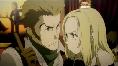 The lovable thieves Isaac and Miria
