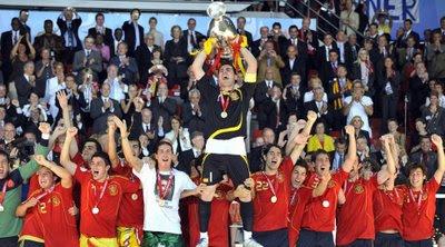 Célébration espagnole - un titre mérité