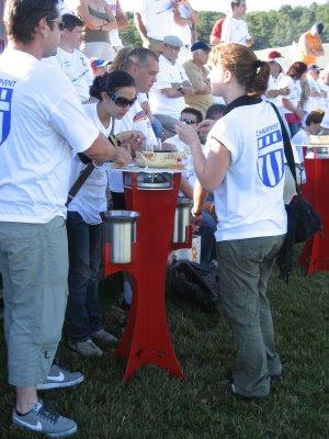 We all love fondue