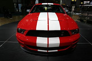 first show of Ford Shelby Cobra GT500