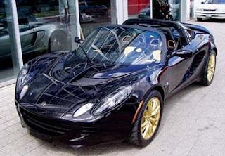 FIRST Lotus Elise 111R modern luxury car