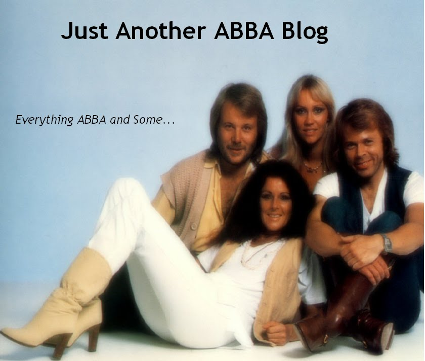Just another ABBA blog