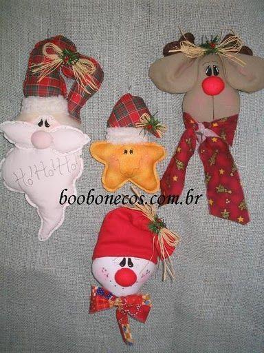 Muñecos country: muñecos faciles