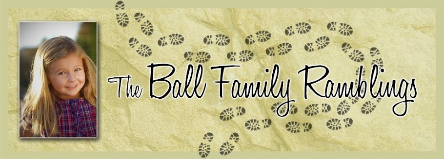 Ball Family Ramblings