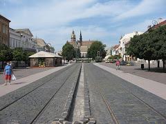 Hlavna (Main Street)