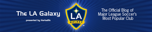 The LA Galaxy