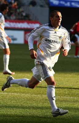 Bryan Jordan LA Galaxy Forward Player From United States