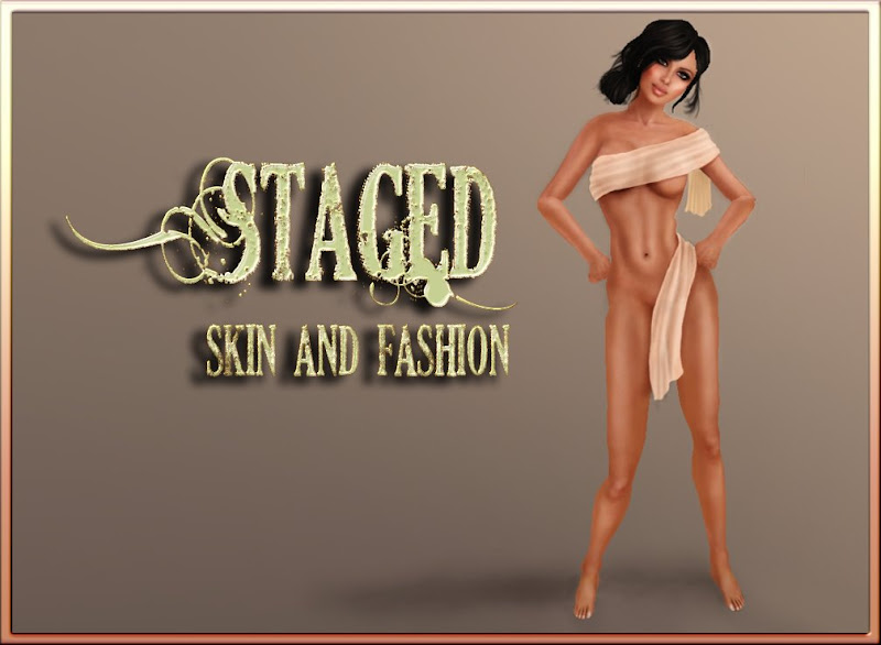 Staged Skin and Fashion