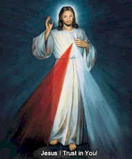 For the sake of His sorrowful passion, have mercy on us and on the whole world