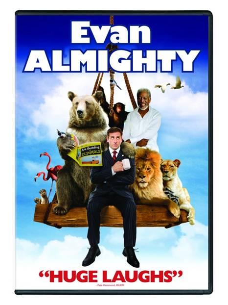 Evan Almighty (... Evan Almighty God