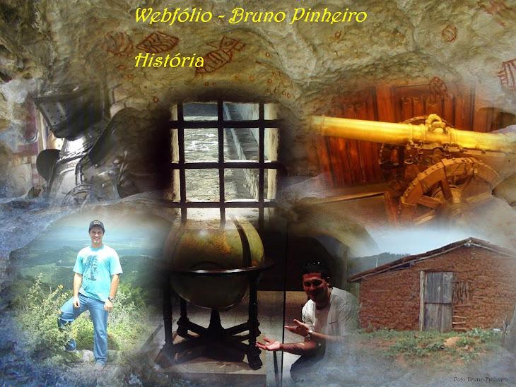 Webfólio - Bruno Pinheiro