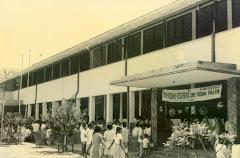 SMP Kebon Dalem Tempo Dulu