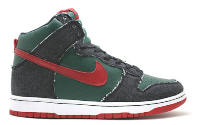 Gucci Dunk, Huf Blazers are