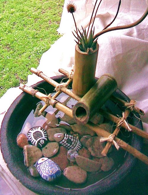 Chanybahia fuentes for Fuente agua feng shui