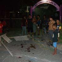 pembacokan di Yogyakarta