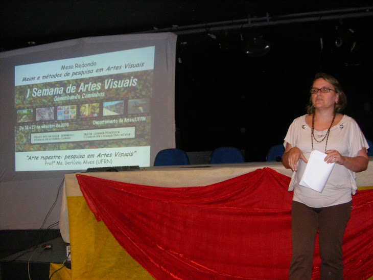 Profª Ms. Gerlúzia Alves