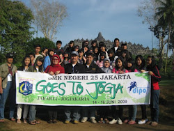 Goes to Jogja