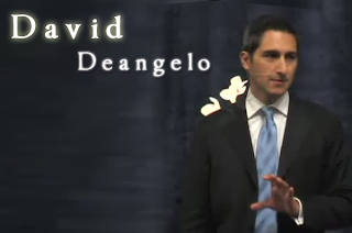 david deangelo is the author of double your dating