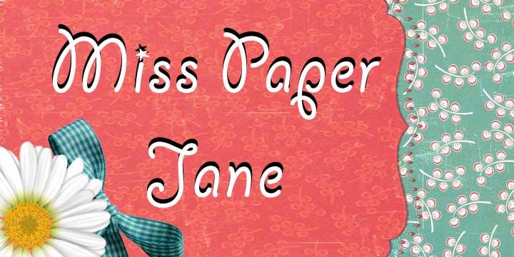 Miss Paper Jane