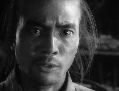 Seven Samurai closeup