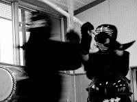 Kendo standoff