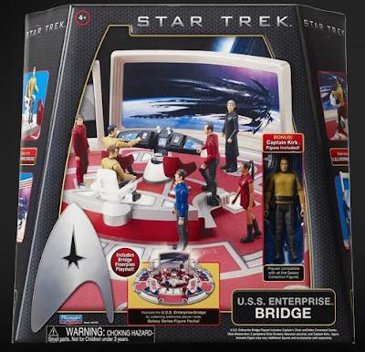 New Enterprise bridge playset
