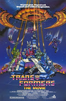 Transformers the Movie poster