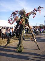 CT Renaissance Faire walking tree costume
