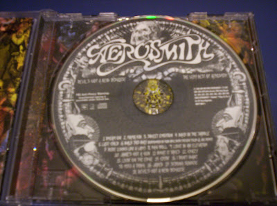 The Very Best of Aerosmith: Devil's Got a New Disguise CD