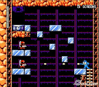Mega Man 9 Endless Attack Mode screenshot