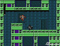 Mega Man 9 playing as Proto Man screenshot