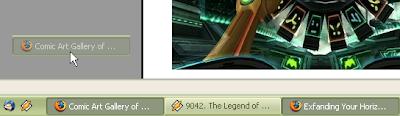 Taskbar Shuffle screenshot