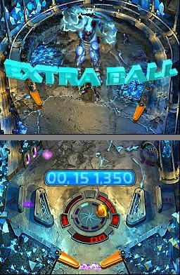 Metroid Prime Pinball screenshot: Phazon Mines