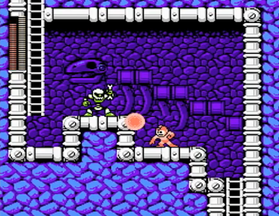 Screenshot from Mega Man 4
