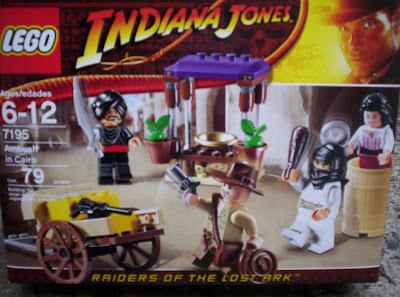 Lego Indiana Jones: Ambush in Cairo