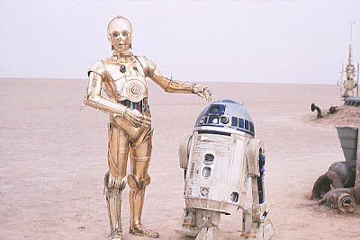 C3PO and R2-D2