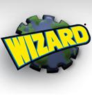 Wizard Magazine logo