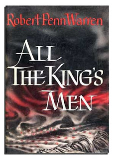 the haunting of the past in all the kings men by robert penn warren Telling the strict truth but deliberately minimizing or in robert penn warren's classic novel, all the king men this is the opposite of the heroes all.