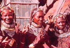 Mulheres Muhilas