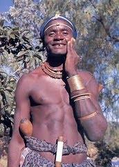 Homem Herero