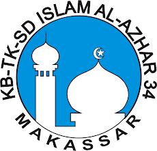 LOGO RESMI AL-AZHAR 34 MAKASSAR